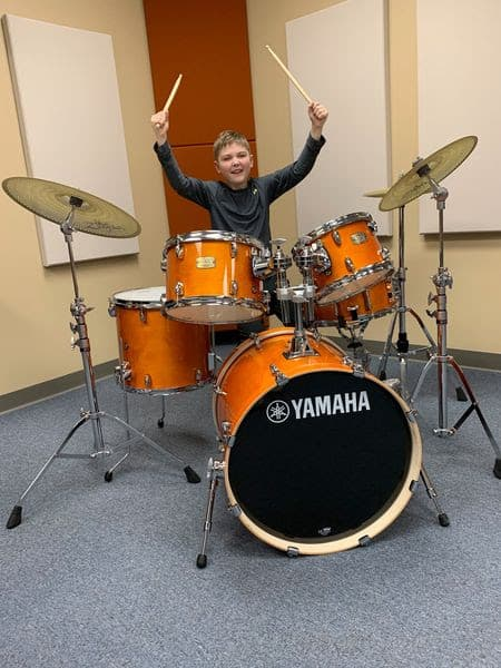 Drum Lessons Offered in Blaine, MN